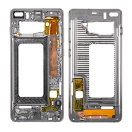 Replacement for Samsung Galaxy S10/S10 Plus Rear Housing Frame - Black
