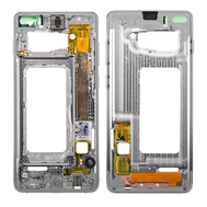 Replacement for Samsung Galaxy S10/S10 Plus Rear Housing Frame - White