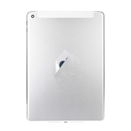 Replacement for iPad 5 4G Version Back Cover - Silver