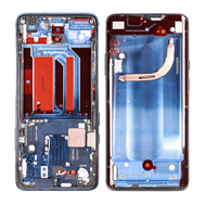 Replacement for Oneplus 7 Pro Middle Housing Front Bezel - Blue