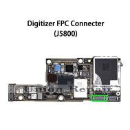 Replacement for iPhone XS Digitizer Connector Port Onboard