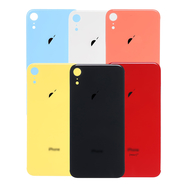 After Market Back Cover Glass Replacement for iPhone XR, Condition: Black