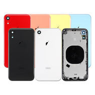 Original Rear Housing with Frame for iPhone XR, Condition: Black