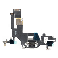 Replacement for iPhone 11 USB Charging Flex Cable - Black
