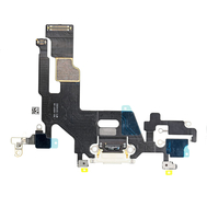 Replacement for iPhone 11 USB Charging Flex Cable - White