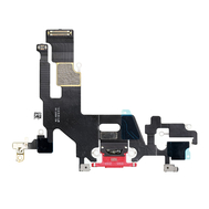 Replacement for iPhone 11 USB Charging Flex Cable - Red