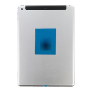 Replacement for iPad 6 4G Version Back Cover - Silver