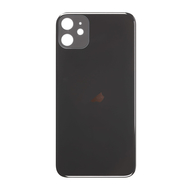 Replacement for iPhone 11 Back Cover - Black
