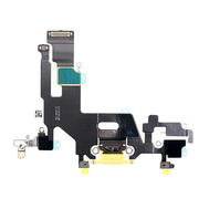 Replacement for iPhone 11 USB Charging Flex Cable - Yellow
