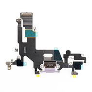 Replacement for iPhone 11 USB Charging Flex Cable - Purple