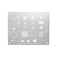 MJ High Precision BGA Reballing Stencil for iPhone Series, Type: For iPhone 11/11Pro/11ProMax