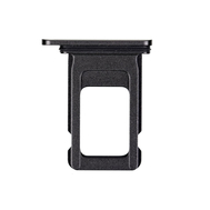 Replacement for iPhone 11 Single SIM Card Tray - Black