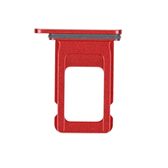 Replacement for iPhone 11 Single SIM Card Tray - Red