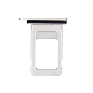 Replacement for iPhone 11 Single SIM Card Tray - White