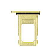 Replacement for iPhone 11 Single SIM Card Tray - Yellow