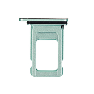 Replacement for iPhone 11 Single SIM Card Tray - Green