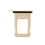 Replacement for iPhone 11 Pro/11 Pro Max Single SIM Card Tray - Gold