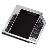 9.5 mm IDE ODD BAY Optical Bay Hard Drive Enclosure for Unibody MacBooks Pro
