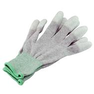 Antistatic Carbon Fiber Gloves /PU Coated Gloves