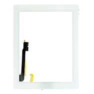 Replacement for iPad 3 Digitizer Touch Screen Assembly White