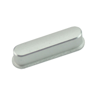 Replacement for iPad Mini Silver Power Button