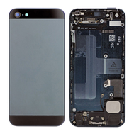 Replacement for iPhone 5 Black Back Housing Cover Assembly