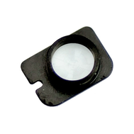 Replacement for iPhone 5 Camera Flash Lens with Holder Black