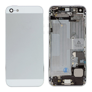 Replacement for iPhone 5 Silver Back Housing Cover Assembly