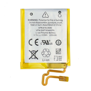 Replacement for iPod Nano 7th Gen Battery Replacement