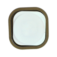 Replacement for iPod Touch 5th Gen Home Button with Gasket White
