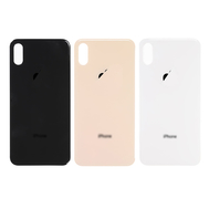 Original Back Cover Glass Replacement for iPhone XS Max, Condition: Space Gray