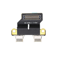 Type-C USB Connector I/O Board Soldered for MacBook Air A1932 (Late 2018)