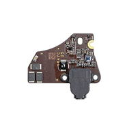 """Space Gray Audio Headphone Jack Boad for MacBook Air 13"""" Retina A1932 (Late 2018 -Mid 2019)"""