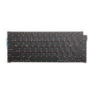 US English Keyboard Replacement for MacBook Air A1932 (Late 2018 - Mid 2019)