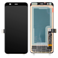 Replacement for Google Pixel 4 LCD Screen with Digitizer Assembly - Black