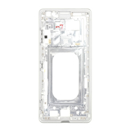 Replacement for Sony Xperia XZ3 Middle Frame Front Housing - Silver