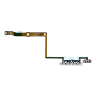 Replacement for iPhone 11 Pro Volume Button Flex Cable with Metal Bracket Assembly
