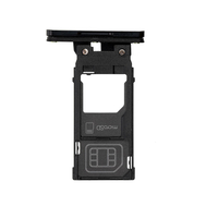 Replacement for Sony Xperia XZ3 SIM Card Tray - Black