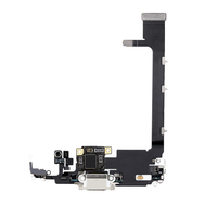 Replacement for iPhone 11 Pro Max Charging Connector Assembly - Silver