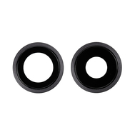 Replacement for iPhone 11 Rear Camera Holder with Lens - Black