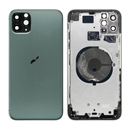 Replacement for iPhone 11 Pro MAX Rear Housing with Frame - Midnight Green