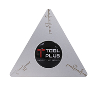 QianLi ToolPlus 0.1mm Ultrathin Stainless Steel Opening Tool with Scale, fig. 1