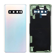 Replacement for Samsung Galaxy S10 Battery Door - Prism White