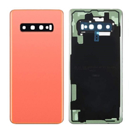 Replacement for Samsung Galaxy S10 Battery Door - Flamingo Pink