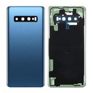 Replacement for Samsung Galaxy S10 Battery Door - Prism Blue