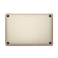 "Gold Lower Case for MacBook 12"" Retina A1534 (Early 2016-Mid 2017)"