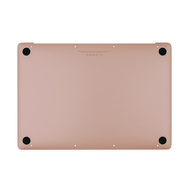 "Rose Lower Case for MacBook 12"" Retina A1534 (Early 2016-Mid 2017)"