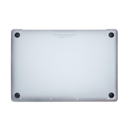 "Silver Lower Case for MacBook 12"" Retina A1534 (Early 2016-Mid 2017)"