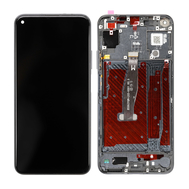Replacement for Huawei Honor 20 LCD Screen Digitizer Assembly with Frame - Phantom Black