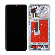 Replacement for Huawei P30 Pro LCD Screen Digitizer Assembly with Frame - Breathing Crystal